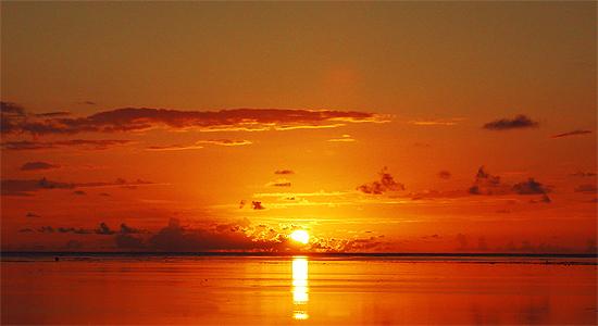 石垣島のサンセットクルーズ