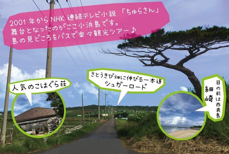 小浜島観光