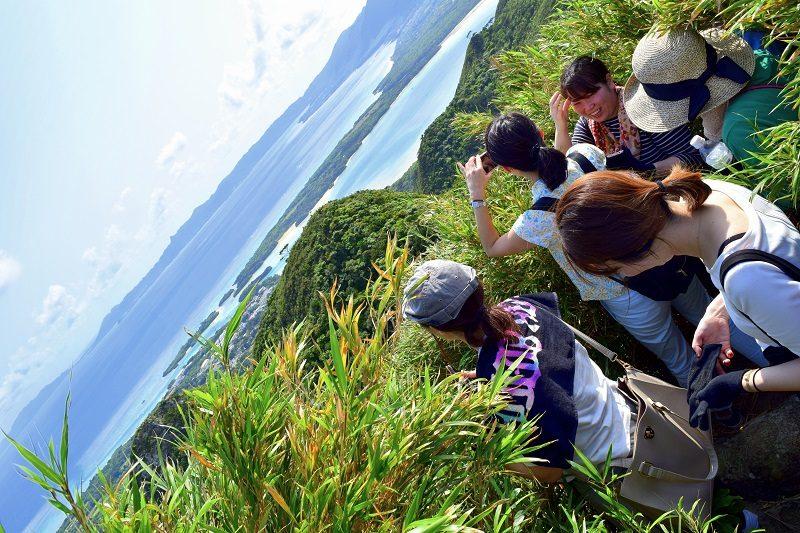 石垣島絶景ハイキング前岳