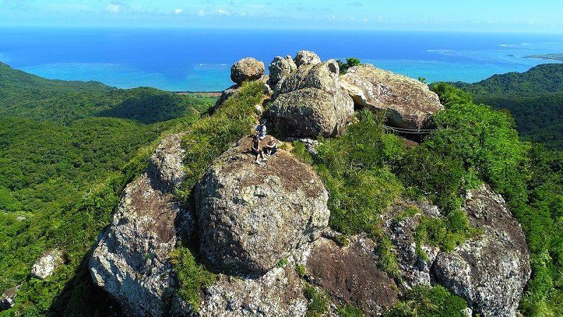 石垣島絶景ハイキングマーペー