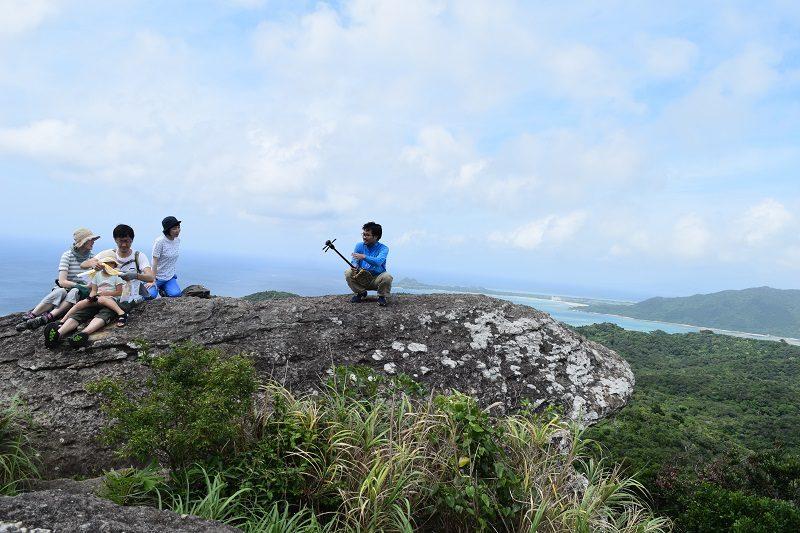 石垣島絶景ハイキングヤラブ岳